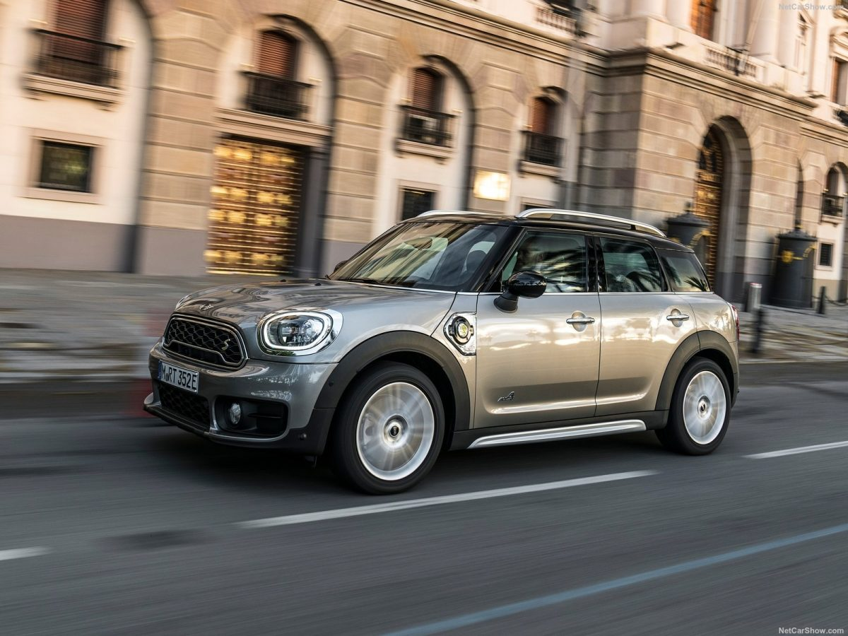 2018 mini cooper s e countryman all4 plug in hybrid. Black Bedroom Furniture Sets. Home Design Ideas
