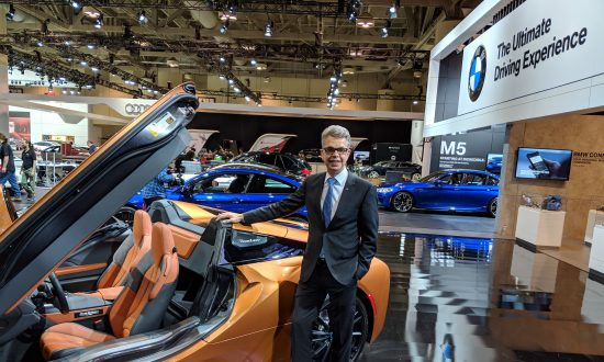 BMW: A Performance Marque Looking to the Future