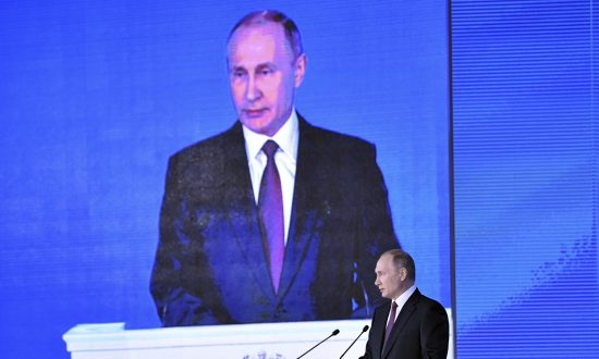 Putin: Moscow Would Regard Nuclear Attack on Allies as Attack on Russia