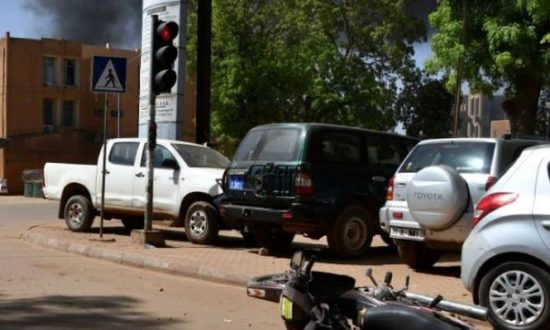 Terrorists Kill 7 in Coordinated Attack on Burkina Faso Capital