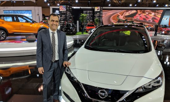 Nissan Canada:  Experiences Another Year of Record Growth
