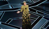 Frances McDormand Wins Best Actress Oscar for 'Three Billboards'