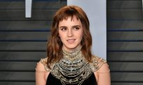 Emma Watson's Time's Up Tattoo at the Oscars Was Grammatically Incorrect