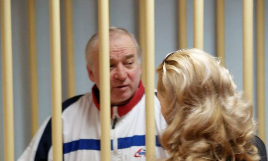 Former Russian Spy Critically Ill After Exposure to Substance in UK