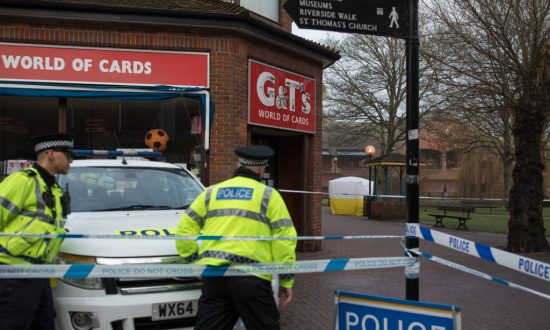 Update: Two Critically Sick From Nerve Agent in UK