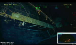 What they found just 2 miles underwater and 500 miles from Australia—unseen in 76 years