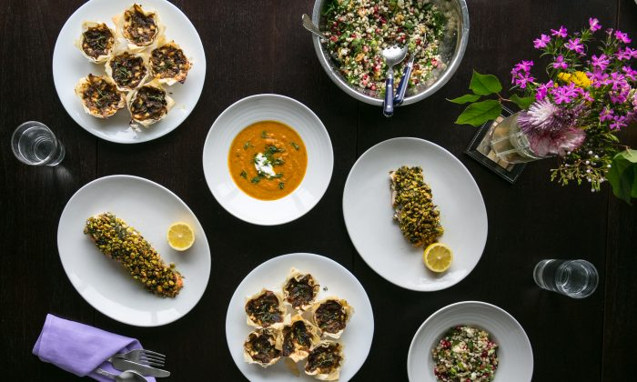 In the Greek Kitchen With Maria Benardis