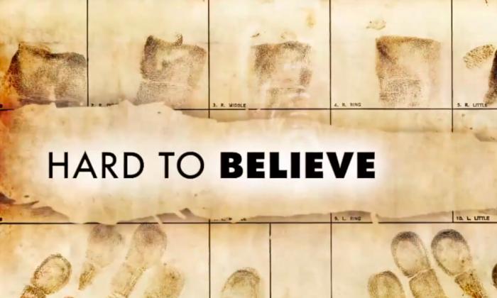 "A screenshot from the trailer for ""Hard to Believe."" (Screenshot via Hardtobelievemovie.com)"