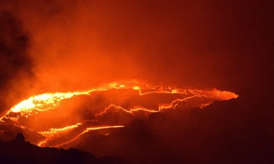 'Gateway to Hell': On the Rim of Ethiopia's Most Active Volcano