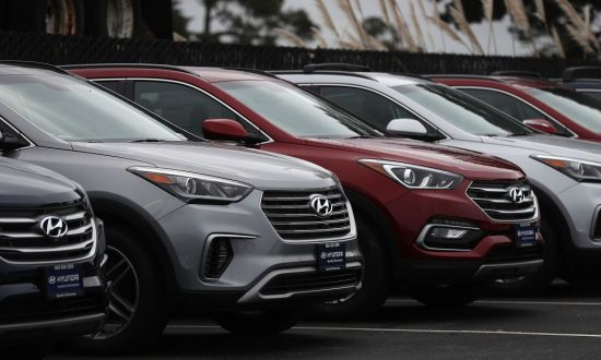 Hyundai Issues Recall for SUVs Over Steering Issue
