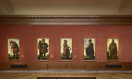Zurbarán's Jacob and His Twelve Sons Reunite at The Frick