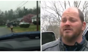 Father finds out son kicked off bus for bullying—what he does—some parents think he took it too far