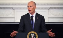Florida Gov. Signs Gun Control Bill Based on Trump's Recommendations