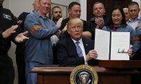 US Steel, Aluminum Tariffs Exempt Canada, Mexico
