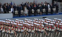Trump's Military Parade Set for Veterans Day, Will Include Heavy Air Component