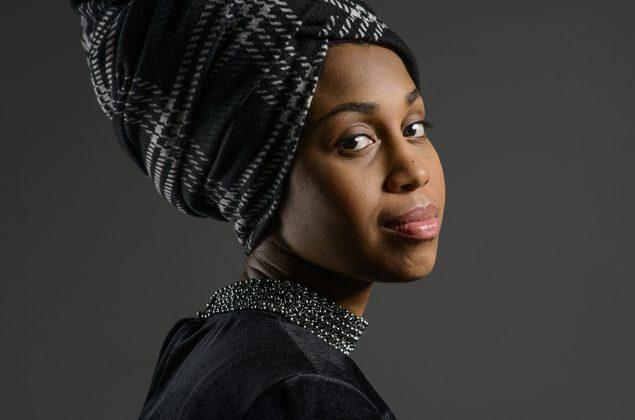 Jazz vocalist Jazzmeia Horn. (Jacob_Blickenstaff)