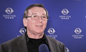 CIO Says Shen Yun Brings Chinese Culture To Life
