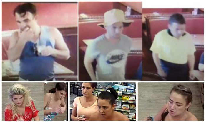 Australian police seek Irish tourists accused of scamming and stealing