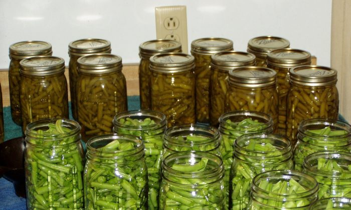 A couple in Germany were left paralysed after eating home-canned green beans. (jnelson/Pixabay)