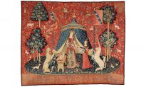 The Symbolism of 'The Lady and the Unicorn' Tapestry Cycle