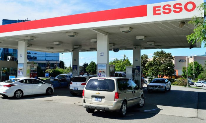 Esso will now be offering PC Optimum points rather than Aeropoints. (Public domain)