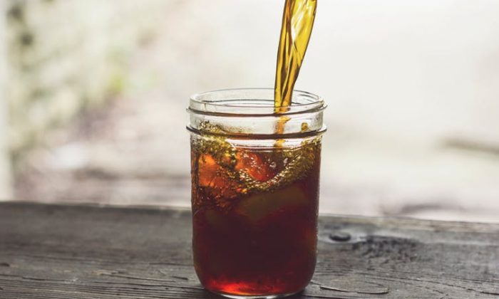 Kombucha is made from either a green or black tea base, with some interesting additions. (Matt Hoffman)