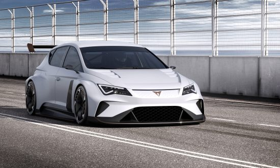 First Ever Electric Touring Car is Quicker Than Most Supercars