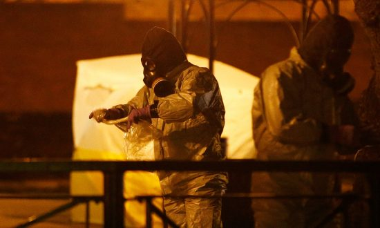 Britain Expels 23 Russian Diplomats Over Chemical Attack on Ex-spy