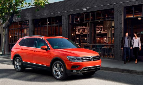 2018 Volkswagen Tiguan SEL Premium with 4Motion