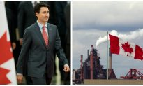 Trudeau on Tour to Reassure Canadian Steel Industry