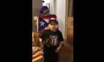 Boy Who Feels Sad After Seeing Abandoned Animals in Puerto Rico Takes Action