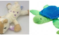 Hundreds of Thousands of Pacifier and Teether Holders Recalled Due to Choking Hazard