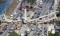 Dashcam Captures the Chilling Moment Florida FIU Bridge Collapses