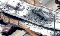 Crack Discovered in Florida Bridge Before Collapse