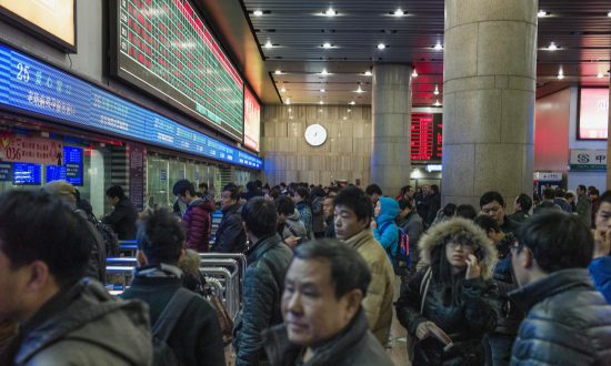 China's Orwellian 'Social Credit System' To Begin Banning People From Planes, Trains