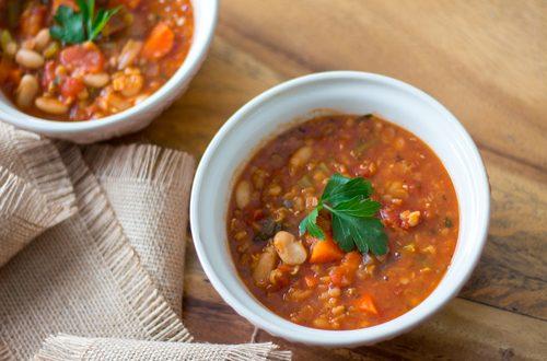 Sweet Potato, Kale and Lentil Coconut Vegan Curry
