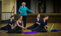 Meet the 97-Year-Old Ballet Dancer Still Teaching Classes at School She Founded
