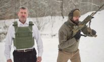 Bulletproof Vest Maker Posts Video of Himself Getting Shot Wearing His Product