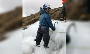 Veteran Who Lost His Legs Set to Become First Double Amputee to Climb Everest