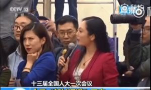 China's Viral Eye-Rolling Reporter Incident Reveals a Darker Secret