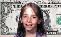 Note on Dollar Bill Mentions Girl Who Disappeared in 1999