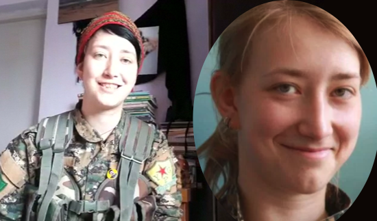 British Woman Who Fought Alongside Kurds in Syria Killed in Turkish Air Assault