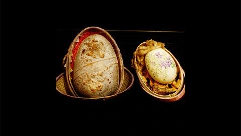 Historian Possibly Has the World's Oldest Easter Eggs–One Is 119 Years Old