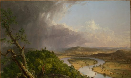 Thomas Cole's Influence Across Oceans of Time
