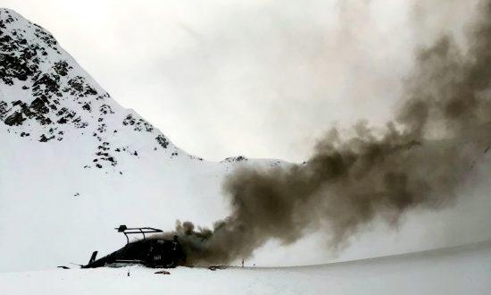 British Couple Survive Helicopter Crash in Georgia