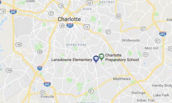 Pit Bull Attacks Children at North Carolina Elementary School