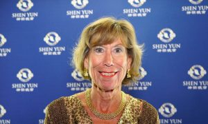 Shen Yun: 'It's the whole experience,' Artist Says