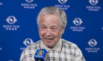 Honorary Professor Enjoys the Therapeutic Power of Music at Shen Yun