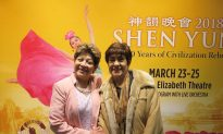 Shen Yun Dancers Are Artistic, Coordinated, and Connected, Actress Says