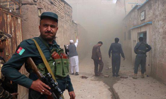 Blast Near Mosque in Western Afghan City of Herat